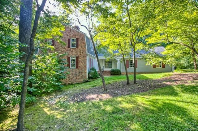 108 Shoreham Lane, Williamsburg, VA 23185 (MLS #2123426) :: Small & Associates