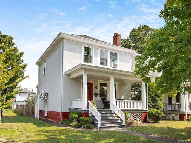 1226 Nottoway Avenue, Richmond, VA 23227 (MLS #2123446) :: The Redux Group
