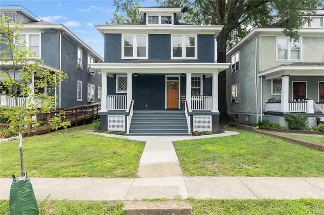 3013 Woodrow Avenue, Richmond, VA 23222 (MLS #2123514) :: The Redux Group