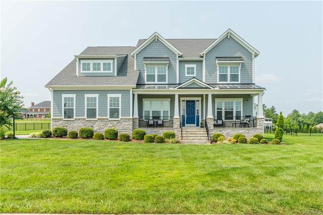 11512 Channel View Drive, Chester, VA 23836 (MLS #2123516) :: The Redux Group