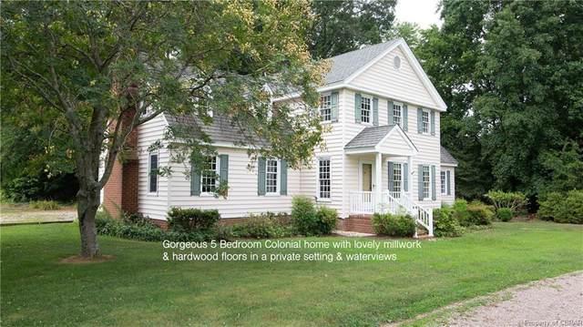 185 East Circle Drive, Tappahannock, VA 22560 (MLS #2123522) :: The Redux Group