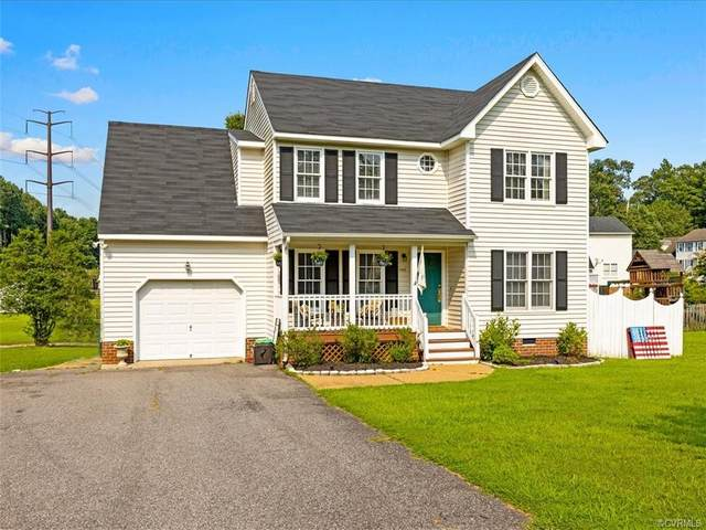 7425 Whirlaway Drive, Midlothian, VA 23112 (MLS #2123546) :: Village Concepts Realty Group