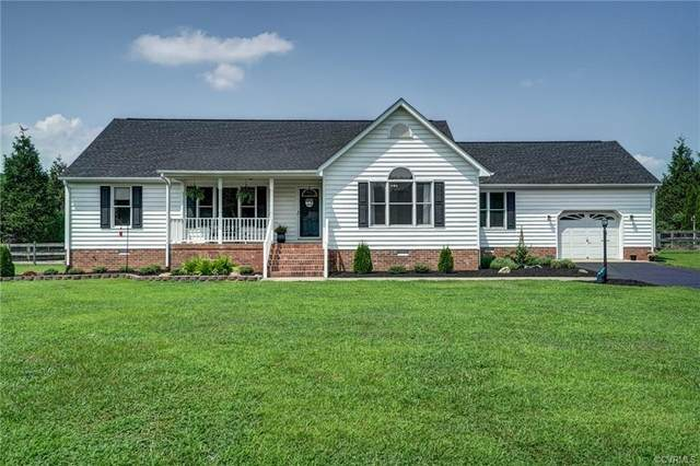 5700 Gentry Drive, New Kent, VA 23124 (MLS #2123560) :: Village Concepts Realty Group