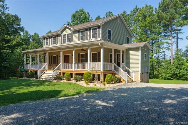 12120 S Redfield Drive, Amelia, VA 23002 (MLS #2123584) :: Village Concepts Realty Group