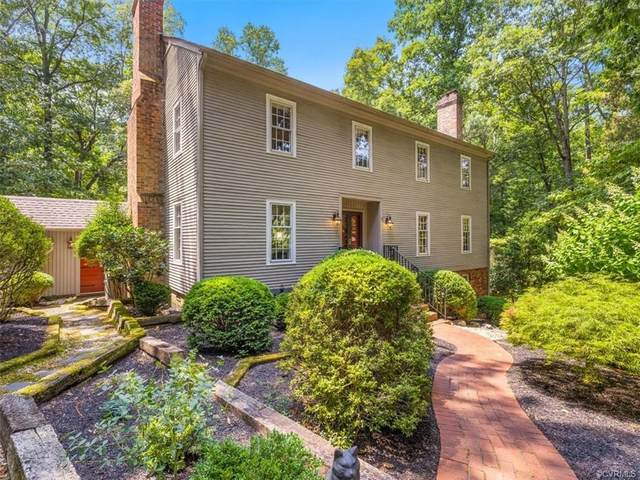 10711 Darby Circle, Chesterfield, VA 23113 (MLS #2123594) :: The Redux Group