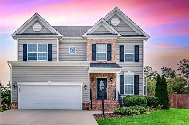 11913 Black Alder Drive, Moseley, VA 23120 (MLS #2123596) :: Village Concepts Realty Group