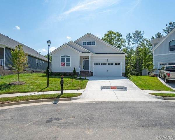 8807 Nesbit Ferry Lane, Chesterfield, VA 23832 (MLS #2123609) :: Village Concepts Realty Group