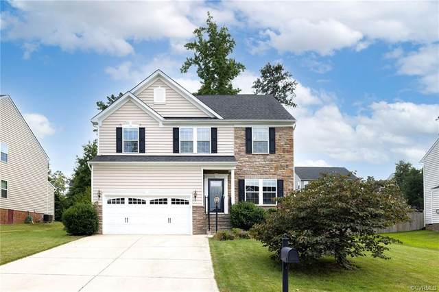 6931 Fox Brush Trail, Chesterfield, VA 23120 (MLS #2123610) :: Village Concepts Realty Group