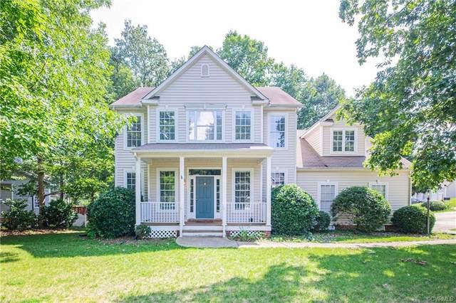 8024 Hampton Crest Circle, Chesterfield, VA 23832 (MLS #2123640) :: The Redux Group