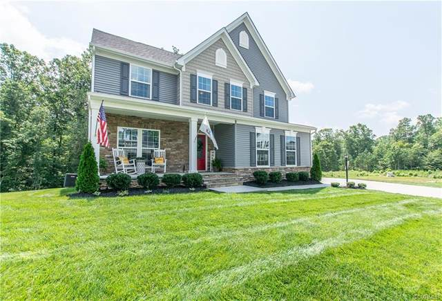 7731 Sedge Drive, New Kent, VA 23124 (MLS #2123660) :: Village Concepts Realty Group