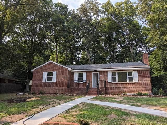 4221 Reservoir Lane, Richmond, VA 23234 (MLS #2123662) :: Village Concepts Realty Group
