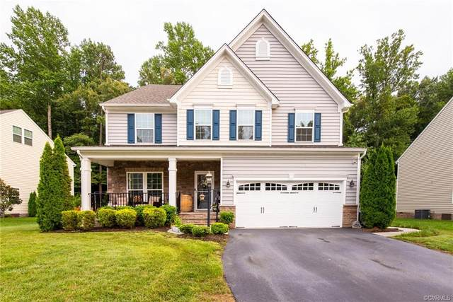 9947 Orchard Meadow Road, Mechanicsville, VA 23116 (MLS #2123673) :: Village Concepts Realty Group