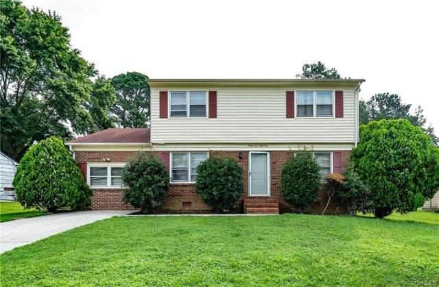 3451 Francis Street, Petersburg, VA 23805 (MLS #2123675) :: The RVA Group Realty