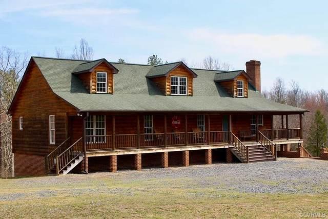 626 Axtell Road, Scottsville, VA 24562 (MLS #2123685) :: Village Concepts Realty Group