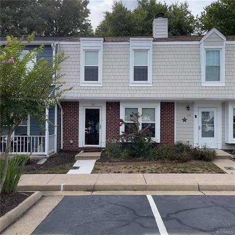 115 Arlington Square, Ashland, VA 23005 (MLS #2123687) :: Village Concepts Realty Group