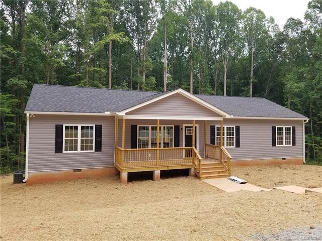 114 Forest Acres Lane, Cumberland, VA 23040 (MLS #2123691) :: Village Concepts Realty Group