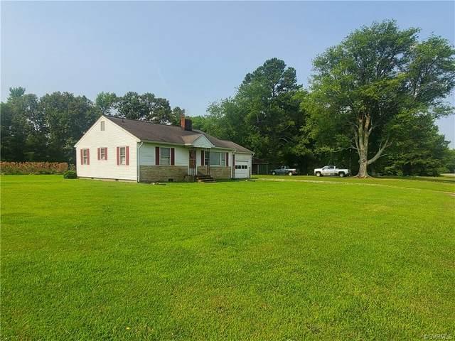 6294 King William Road, Aylett, VA 23009 (MLS #2123694) :: Small & Associates