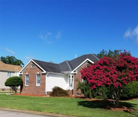 744 Greenwing Drive, Chesapeake, VA 23323 (MLS #2123709) :: Village Concepts Realty Group