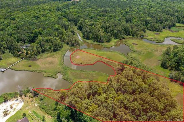 0000 Featherbed Lane, Gloucester, VA 23061 (MLS #2123715) :: Village Concepts Realty Group