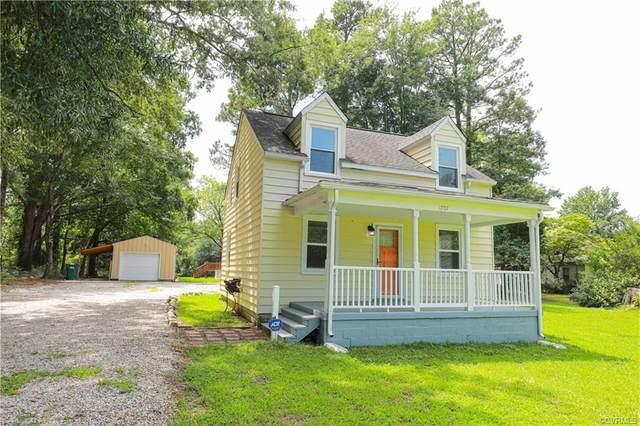 1707 Mary Street, Henrico, VA 23150 (MLS #2123815) :: EXIT First Realty