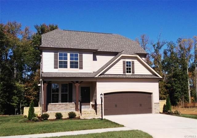 9345 Kellogg Lane, Mechanicsville, VA 23116 (MLS #2123966) :: Village Concepts Realty Group