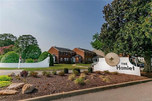 19 Meadow Lark Lane, Henrico, VA 23228 (MLS #2123991) :: The RVA Group Realty