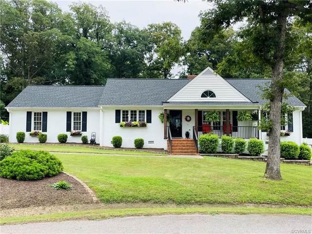 10501 Salem Oaks Drive, North Chesterfield, VA 23237 (MLS #2124045) :: The RVA Group Realty