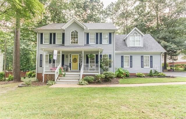 14018 Lippingham Terrace, Chesterfield, VA 23831 (MLS #2124056) :: Small & Associates