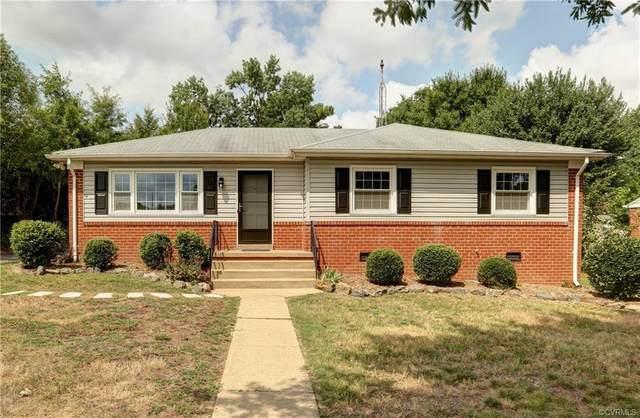 3802 Crystalwood Lane, Henrico, VA 23294 (MLS #2124138) :: Village Concepts Realty Group
