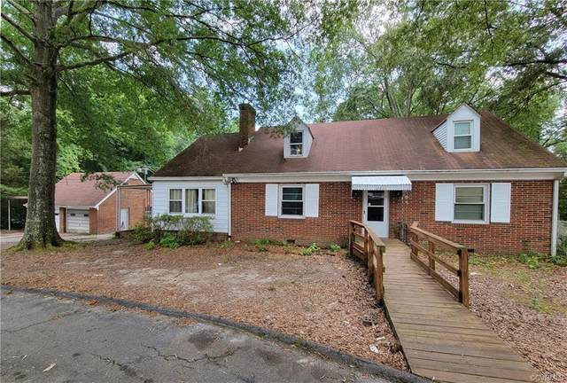 9621 W Providence Road, Chesterfield, VA 23236 (MLS #2124222) :: The RVA Group Realty
