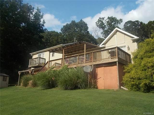 2443 Great Creek Drive, La Crosse, VA 23950 (MLS #2124282) :: Village Concepts Realty Group