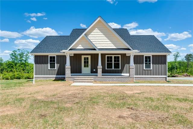 350 Aspen Hill Road, Mineral, VA 23117 (MLS #2124315) :: EXIT First Realty