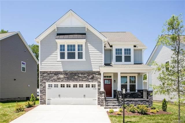 8101 Lyman Court, Mechanicsville, VA 23116 (MLS #2124457) :: Village Concepts Realty Group