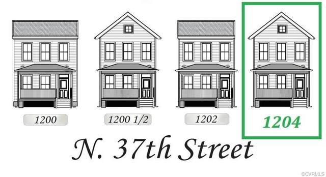 1204 N 37th Street, Richmond, VA 23223 (MLS #2124508) :: The Redux Group