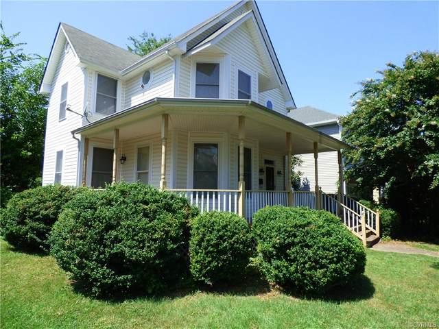 2500 4th Avenue, Richmond, VA 23222 (MLS #2124515) :: Treehouse Realty VA