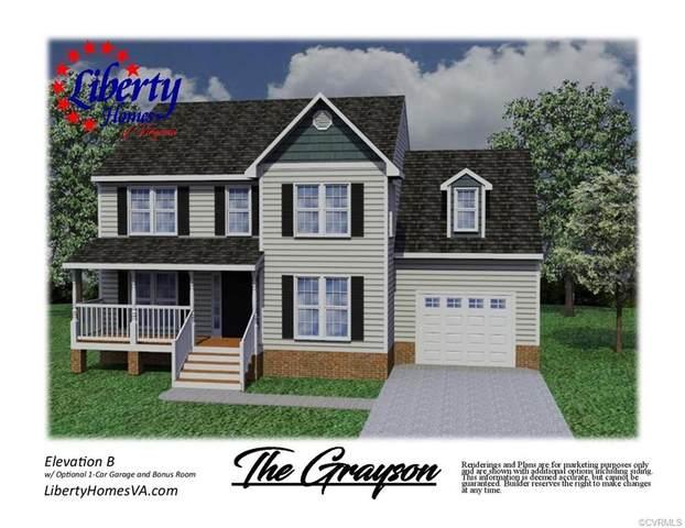 5528 Moss Side Avenue, Richmond, VA 23227 (MLS #2124531) :: Treehouse Realty VA