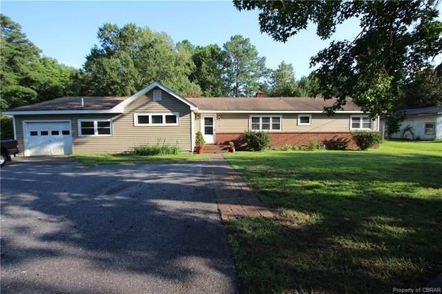 11300 Buckley Hall Road, Mathews, VA 23109 (MLS #2124639) :: Village Concepts Realty Group