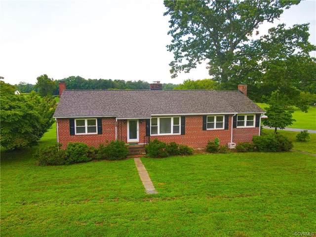 14020 King William Road, King William, VA 23086 (MLS #2124824) :: Treehouse Realty VA