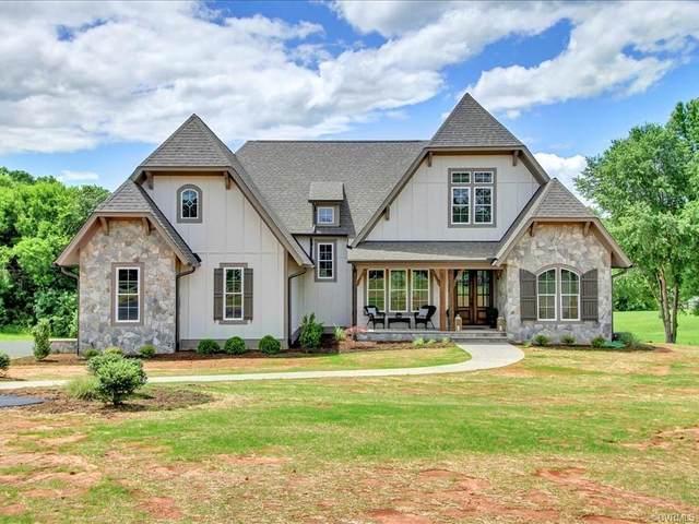 0 Stavemill Estates-Lot N Drive, Powhatan, VA 23139 (MLS #2124825) :: Blake and Ali Poore Team