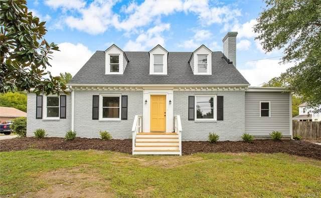 1210 Old Francis Road, Glen Allen, VA 23059 (MLS #2124867) :: EXIT First Realty