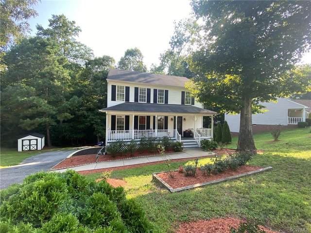 7205 O'malley Drive, North Chesterfield, VA 23234 (MLS #2124910) :: The Redux Group