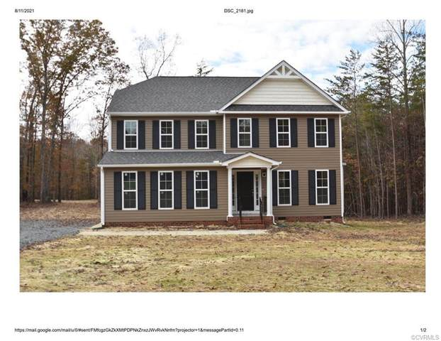 1519 Dusk Court, North Chesterfield, VA 23235 (MLS #2125033) :: The Redux Group