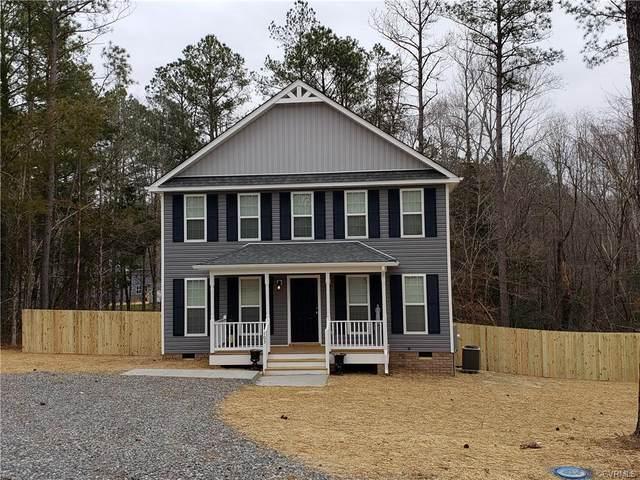10502 Ramona Avenue, Chesterfield, VA 23237 (MLS #2125096) :: Village Concepts Realty Group