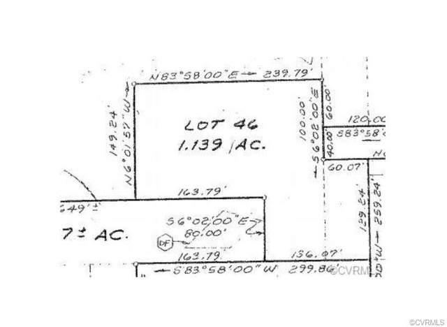 5695 Hickory Street, Powhatan, VA 23139 (MLS #2125160) :: Village Concepts Realty Group