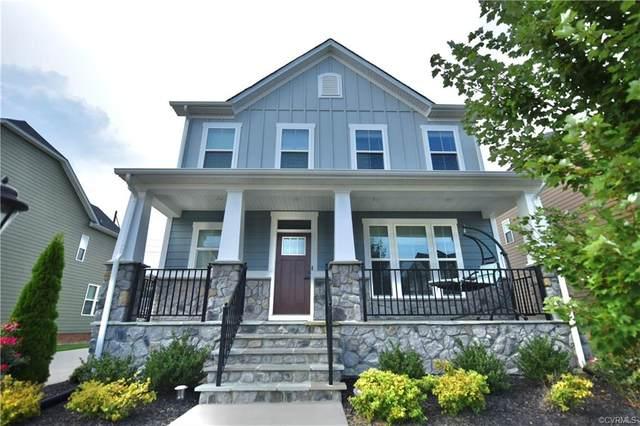 12216 Manor Crossing Drive, Henrico, VA 23059 (MLS #2125168) :: The Redux Group