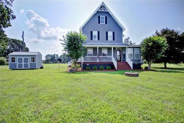 975 Oak Hill Road, Lancaster, VA 22503 (MLS #2125199) :: EXIT First Realty