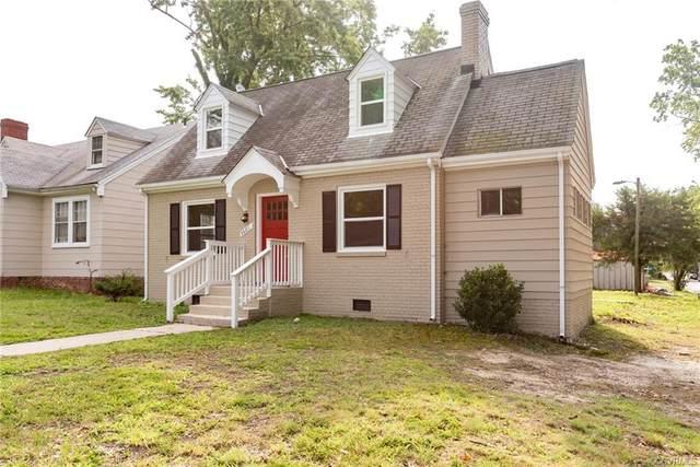 3601 Missouri Avenue, Richmond, VA 23222 (MLS #2125215) :: Village Concepts Realty Group