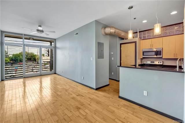 16 W Broad Street U2, Richmond, VA 23220 (MLS #2125253) :: Small & Associates
