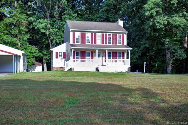 6547 Holly Springs Drive, Gloucester, VA 23061 (MLS #2125448) :: The Redux Group