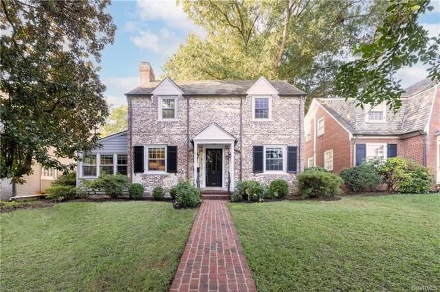 4011 Hanover Avenue, Richmond, VA 23221 (MLS #2125478) :: Small & Associates